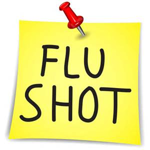 2017-2018 Free Flu Shots Available