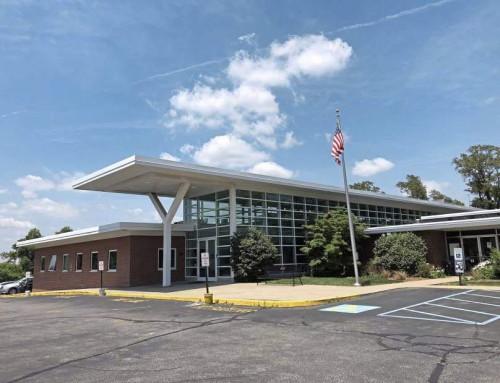 YMCA Building In Penn Hills